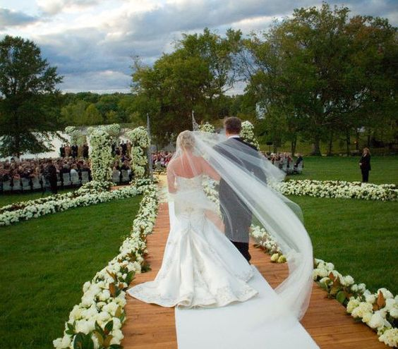 "10 Best Outdoor Weddings ""I Do's"" Images On Pinterest"