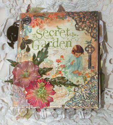 Zuzus Petals N Stuff Secret Garden