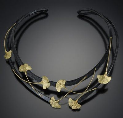 Secret Life of Jewelry - A Universe of Handcrafted Art to Wear: Jaclyn Davidson Jewelry