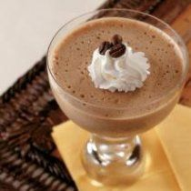 Receta de Mousse de Café Light
