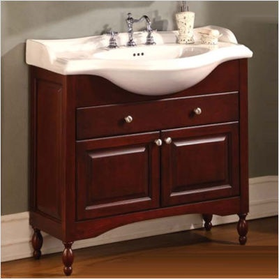 Shallow depth vanity new vanity ideas narrow bathroom - Narrow bathroom sinks and vanities ...