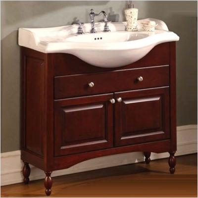 shallow depth vanity small narrow bathroom - Narrow Bathroom Vanities. Shallow Depth Bathroom Vanity Decorate