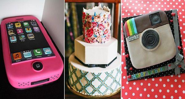 27 Pasteles que vas a querer tener en tu fiesta de XV años
