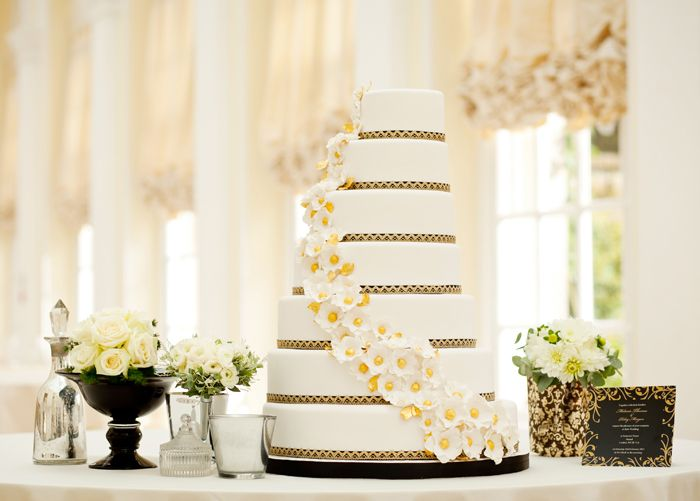 Wedding cake trends 2014: discover this year's hottest trends - Photo 34 | Celebrity news in hellomagazine.com