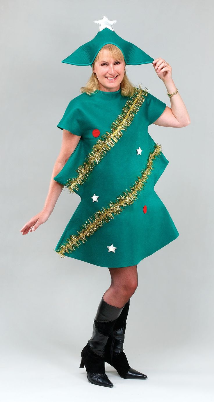 131 best Christmas Costumes images on Pinterest   Christmas costumes ...