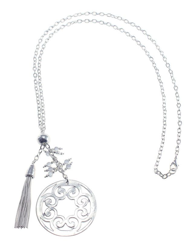 Lucy & Alice Jewellery, Summer 2014 collection, Celtic necklace. http://www.lucyandalice.com.au/