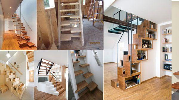 Desain Tangga Dalam Rumah Unik - Desain Rumah Minimalis ...
