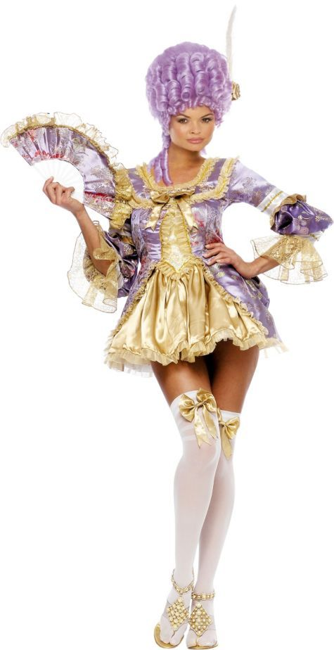 Sexy Marie Antoinette Costume for Women - Party City