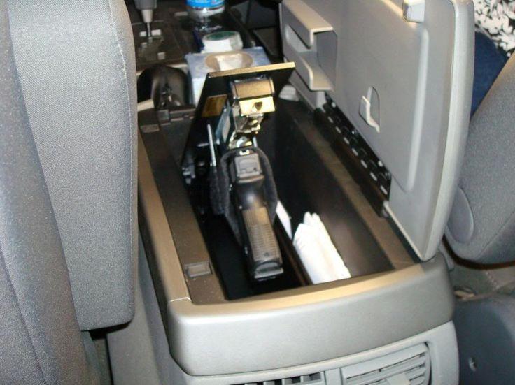 Wanna Hide A Gun In Your Car? Hereu0027s A Few Ideas (30 Photos)