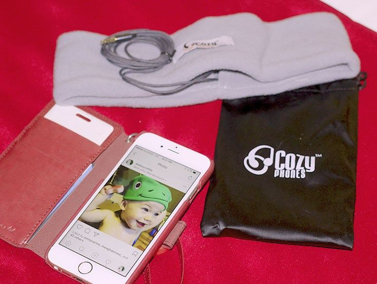 CozyPhones for kids and adults