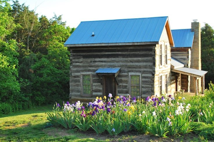 17 best images about dog trot houses on pinterest house for Hand hewn log cabin for sale