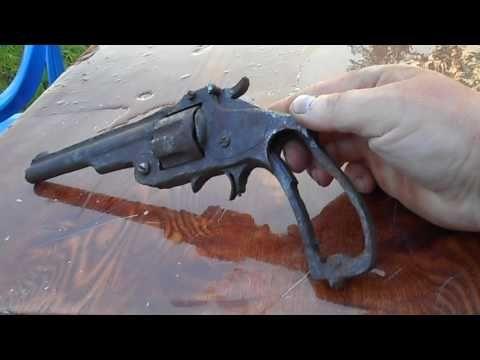 сельская жизнь: оружие серебренного века, американского происхожде...