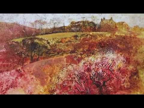 Experimental Landscapes In Watercolour With Ann Blockley Trailer - YouTube