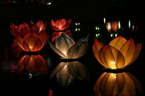 LOVEly!  Lotus Lights... www.stonepeoplellc.com  www.facebook.com/stonepeoplellc