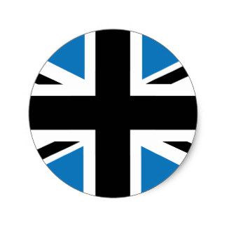 Image result for union jack green and black circle