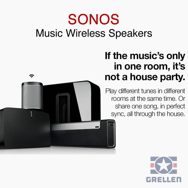 SONOS 5.1 Home Theater Sound System with Installation
