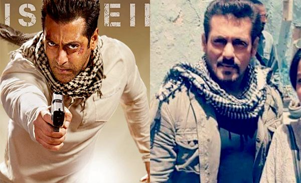 Salman Khan's signature scarf from Ek Tha Tiger makes a smashing return in Tiger Zinda Hai – watch video #FansnStars