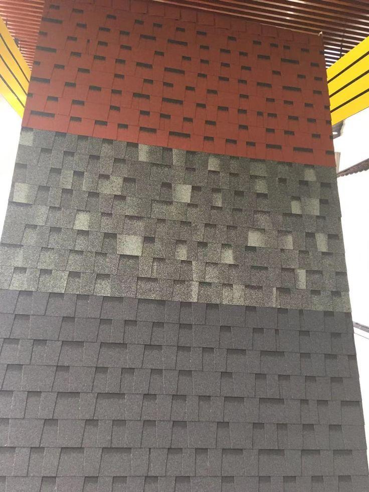 Multiple types Asphalt shingle Roof tiles, Roofing