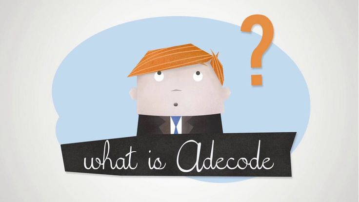 ''What is Adecode?'' Directed and Animated by Veronica Cerri.