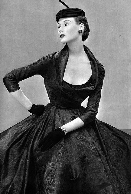 Myrtle Crawford 1953 by dovima_is_devine_II, via Flickr