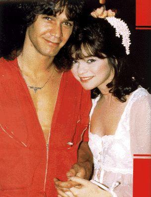 67 best ex wives of rock idea stolen images on pinterest for How long were eddie van halen and valerie bertinelli married