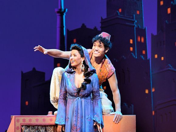 Broadway Review: Aladdin | Ramblings On Readings