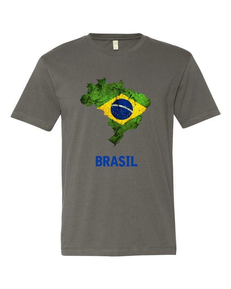 The Brazil T-Shirt Regular Fit