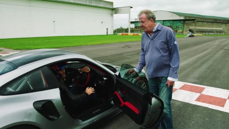Watch former Formula One driver Mark Webber audition for 'The Grand Tour'