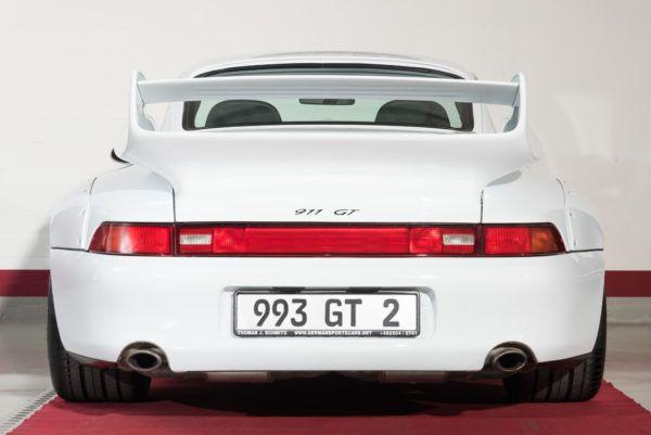1998 Porsche 911 GT 2 Evo for sale at Thomas J. Schmitz for EUR 1,59 mln. September 2017