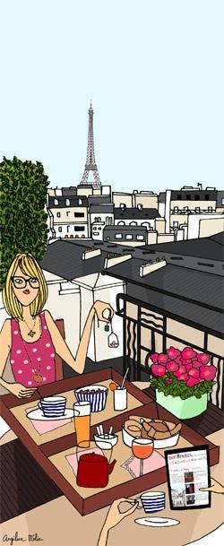 Do It In Paris, Brunch Ideas