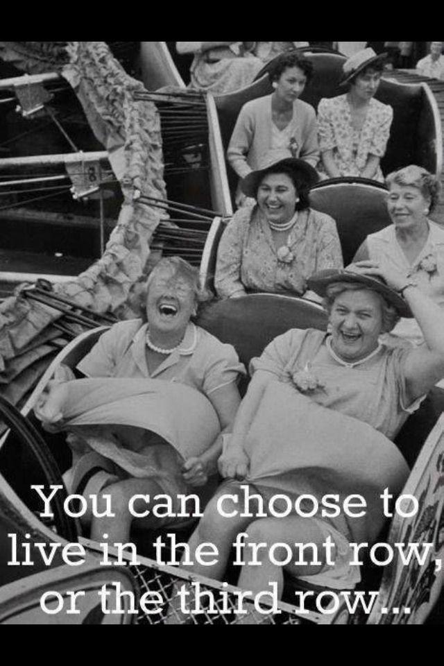 Perfect life motto :)