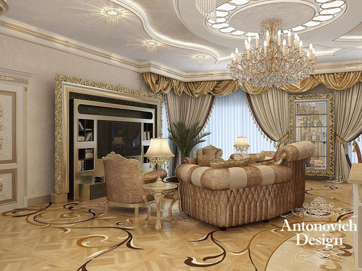 Дизайн интерьера роскошной квартиры Дизайн интерьера роскошной квартиры