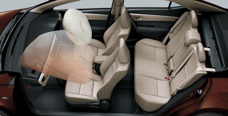 Corolla Altis 1800V Interior8