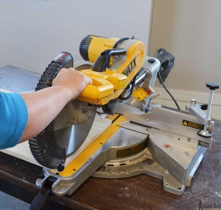 Dewalt Dws780 12 Dual Bevel Compound Miter Saw Review Her Tool Belt Miter Saw Miter Saw Reviews Woodworking