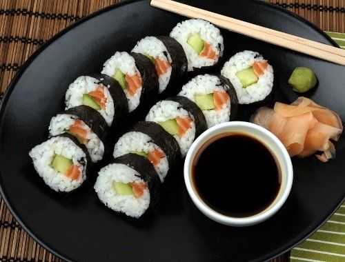 Sushi Maki sushi sushirullar