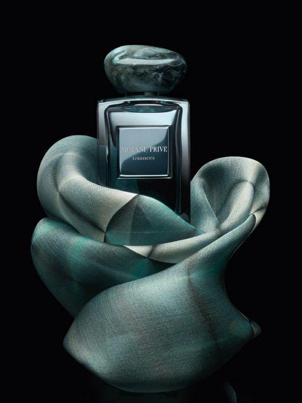 Armani Privé Les Éditions Couture Nuances ~ New Fragrance