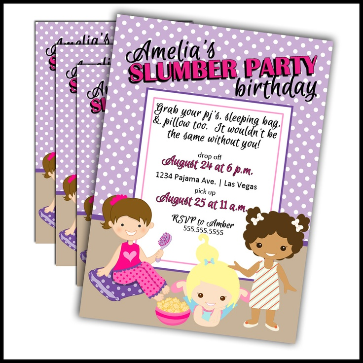 43 best Caroline\'s sleepover party images on Pinterest | Party ...