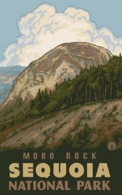 Sequoia National Park Moro Rock
