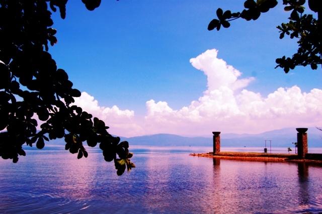 Lovely Lake at Soroako..