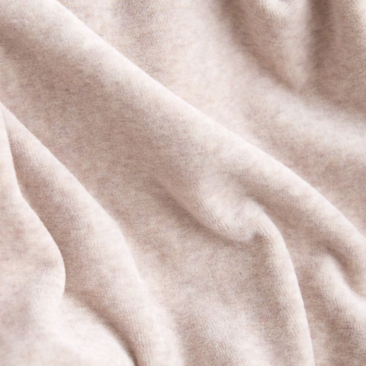 organic cotton velour
