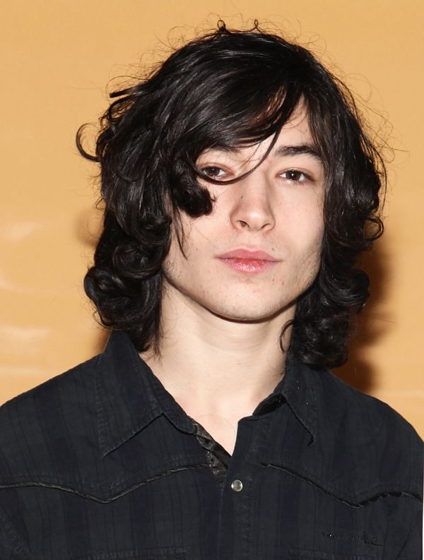 "Ezra Miller - ""Reminds me of a young Keanu Reeves"""