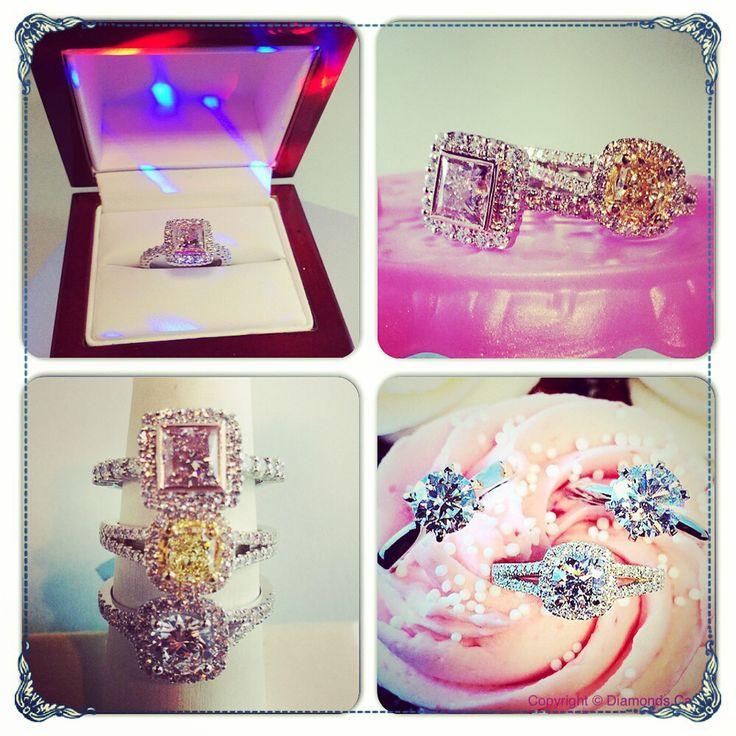 Canadian diamonds & Color diamonds. RanC. Diamonds.Ca