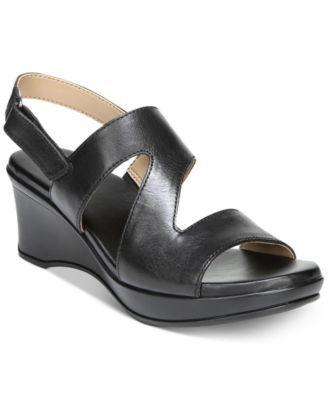 f5e3cfd3a0ba Naturalizer Valerie Wedge Sandals