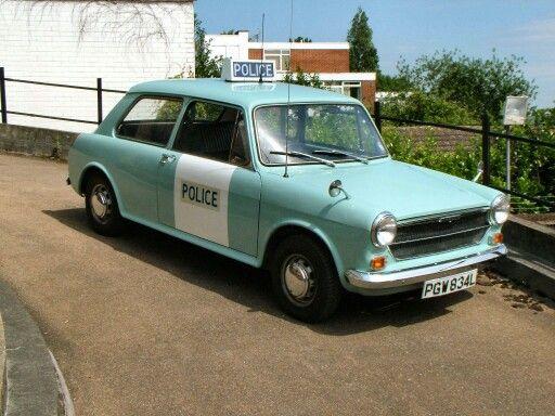 Police Car (1970's)