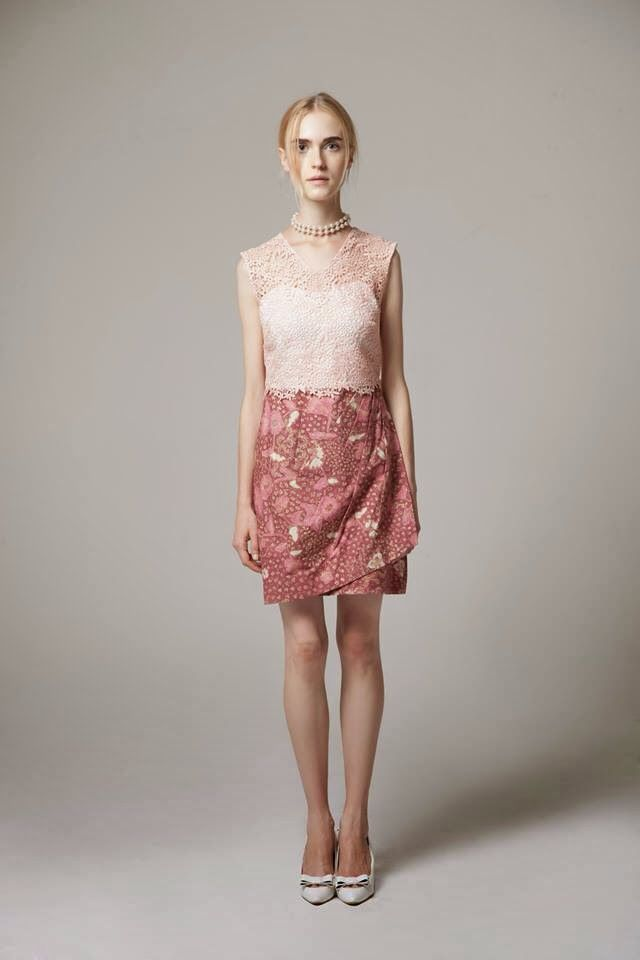 Namayinda Collection. Love the skirt and colour
