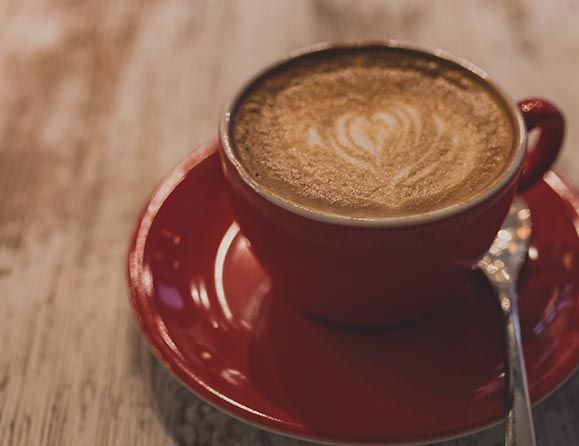 naturally increase progesterone - coffee