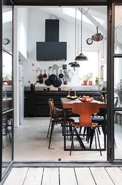 Lovely kitchen. #kitchen