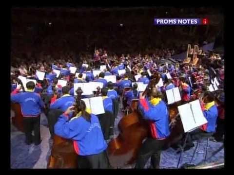 Gustavo Dudamel - Alma Llanera (classical version)