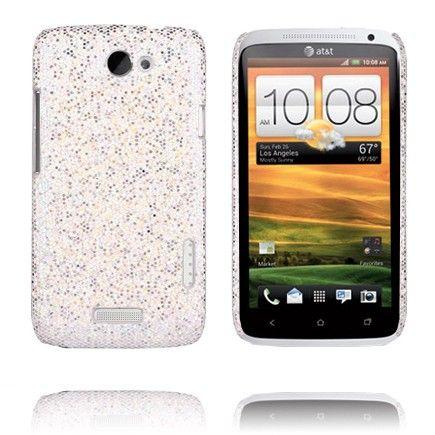 Victoria (Sølv) HTC One X Cover