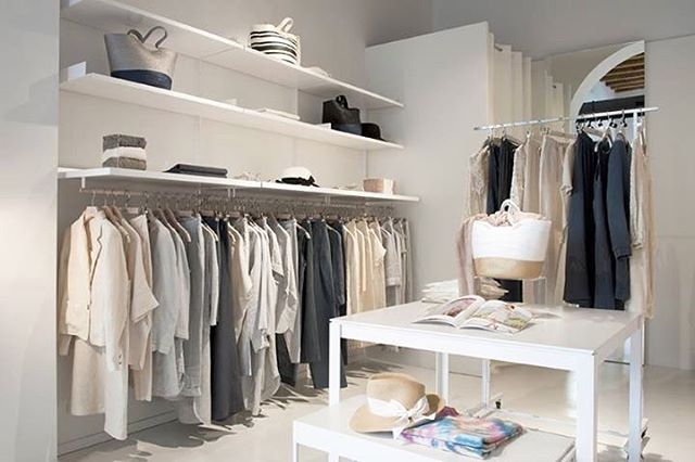 120% new opening store in Via Pontaccio,19 Milan. #120percento #120lino #milan #newopening #store #negozio #shopping #linen #luxury #fresh #summer #collection #fashion #dress #decor #interiordesign